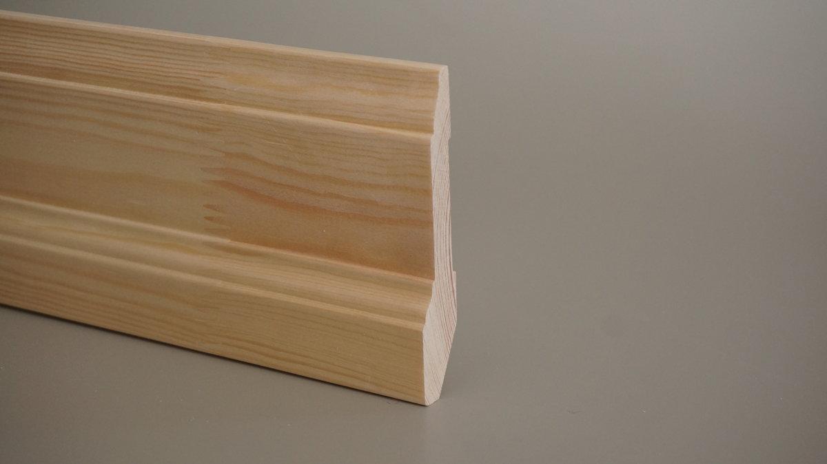 Koka grīdlīste 18x95mm (tekošie metri)