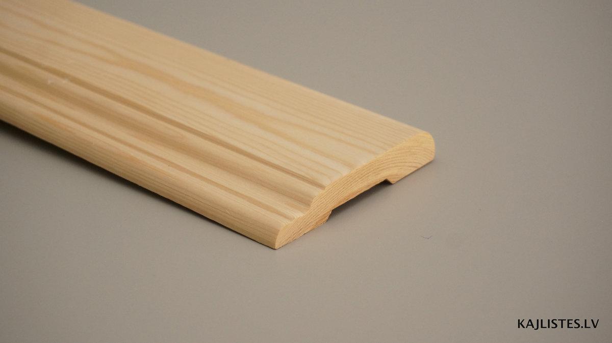Durvju aplodas 15x90mm (2,5.gab)