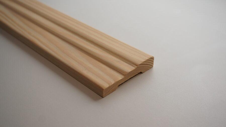 Durvju aplodas (komplekts 2,5.gab.) 14x68x2400mm