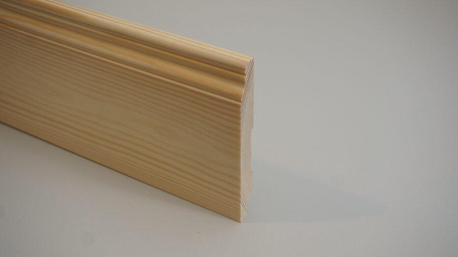 Koka grīdlīste 15x95mm (tekošie metri)