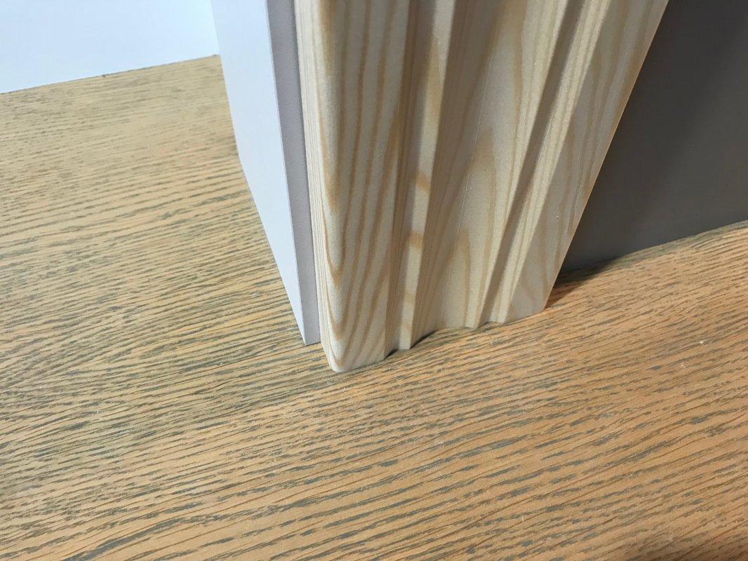 Durvju aplodas 16x95mm (2,5.gab)