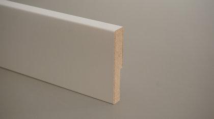 MDF grīdlīste krāsota 16x100mm (tekošie metri)