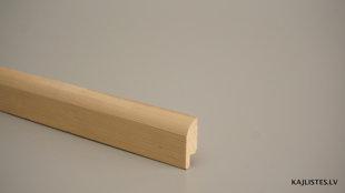 Koka grīdlīste 13x40mm (tekošie metri)