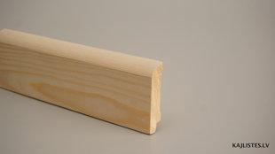 Koka grīdlīste 16x70mm (tekošie metri)