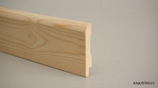 Koka grīdlīste 16x95mm (tekošie metri)